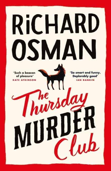 Book cover for The Thursday Murder Club by Richard Osman
