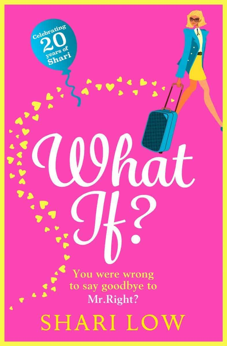 Book Cover What If? by Shari Low
