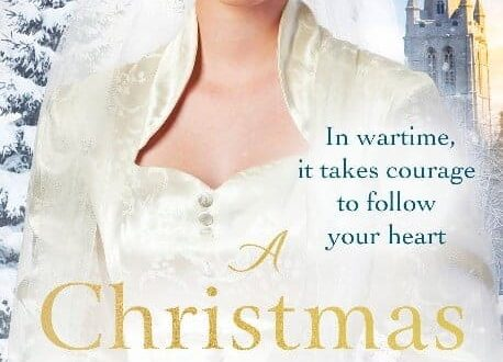 Book cover for A Christmas Wedding by Fiona Ford
