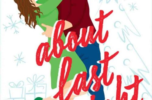 Book cover for About Last Night by A S Kelly