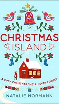 Book cover for A Christmas Island by Natalie Normann