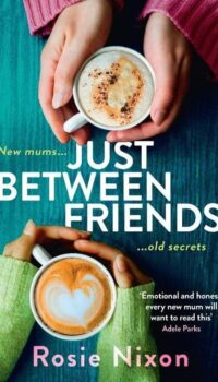 Book cover for Just Between Friends by Rosie Nixon