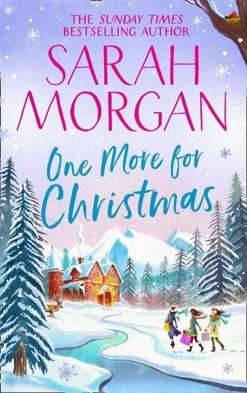 Book cover for One More For Christmas by Sarah Morgan
