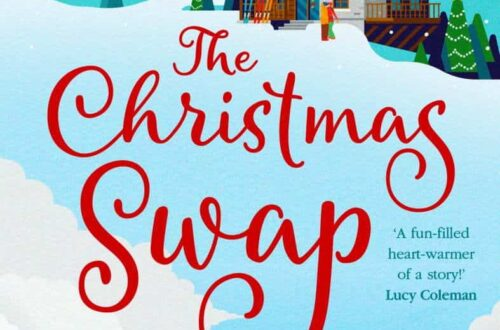 Book cover The Christmas Swap by Sandy Barker