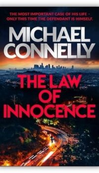 Book cover for The Law of Innocence by Michael Connelly