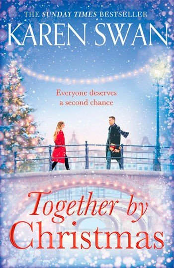 Book cover for Together By Christmas by Karen Swan