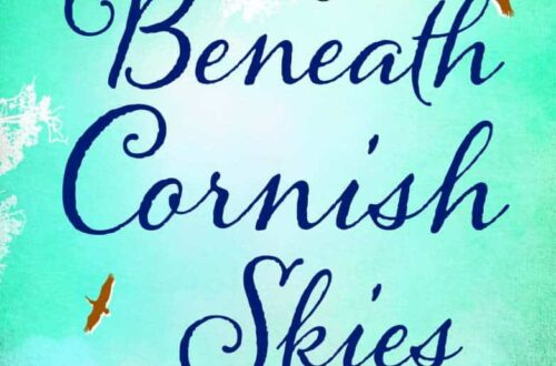 book cover for Beneath Cornish Skies by Kate Ryder