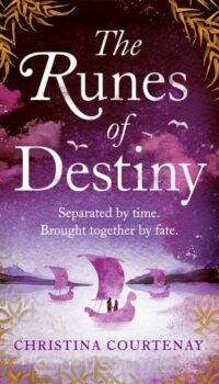 Book cover for The Runes of Destiny by Christina Courtenay
