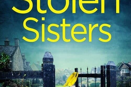 Book cover for The Stolen Sisters by Louise Jensen