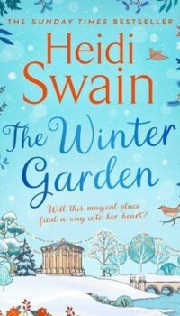 book cover for The Winter Garden by Heidi Swain