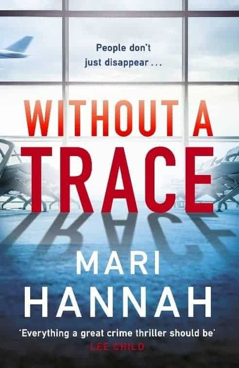 Book cover for Without A Trace by Mari Hannah