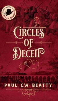 Book cover for Circles of Deceit by Paul CW Beatty
