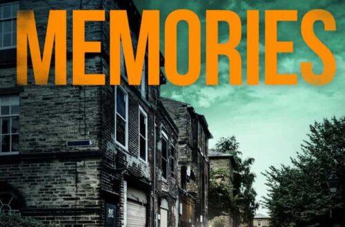 book cover for Dark Memories by Liz Mistry
