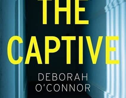 Book cover for The Captive by Deborah O'Connor