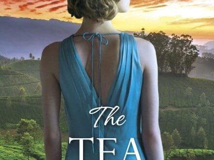 book cover for The Tea Gardens by Fiona McIntosh