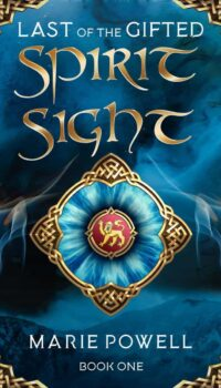 book cover for Spirit Sight by Marie Powell